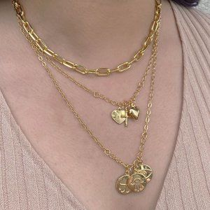 Jewelry - 18K Gold Filled Lucky Charm Necklace
